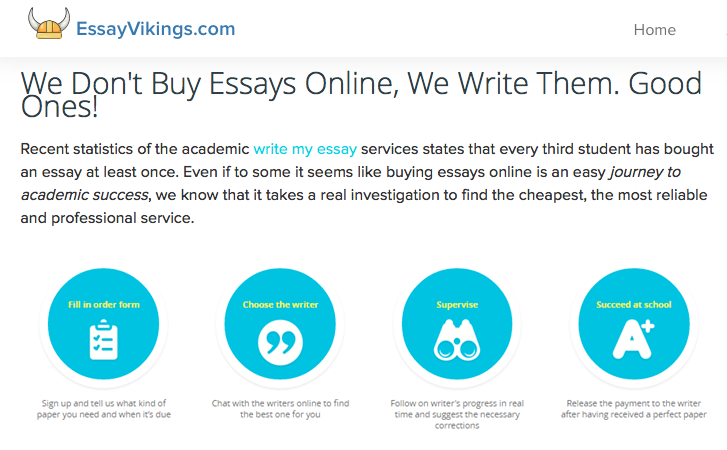 Review about EssayVikings Services
