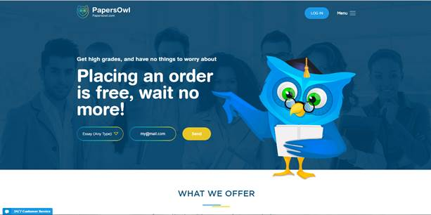Review about PapersOwl.com Services