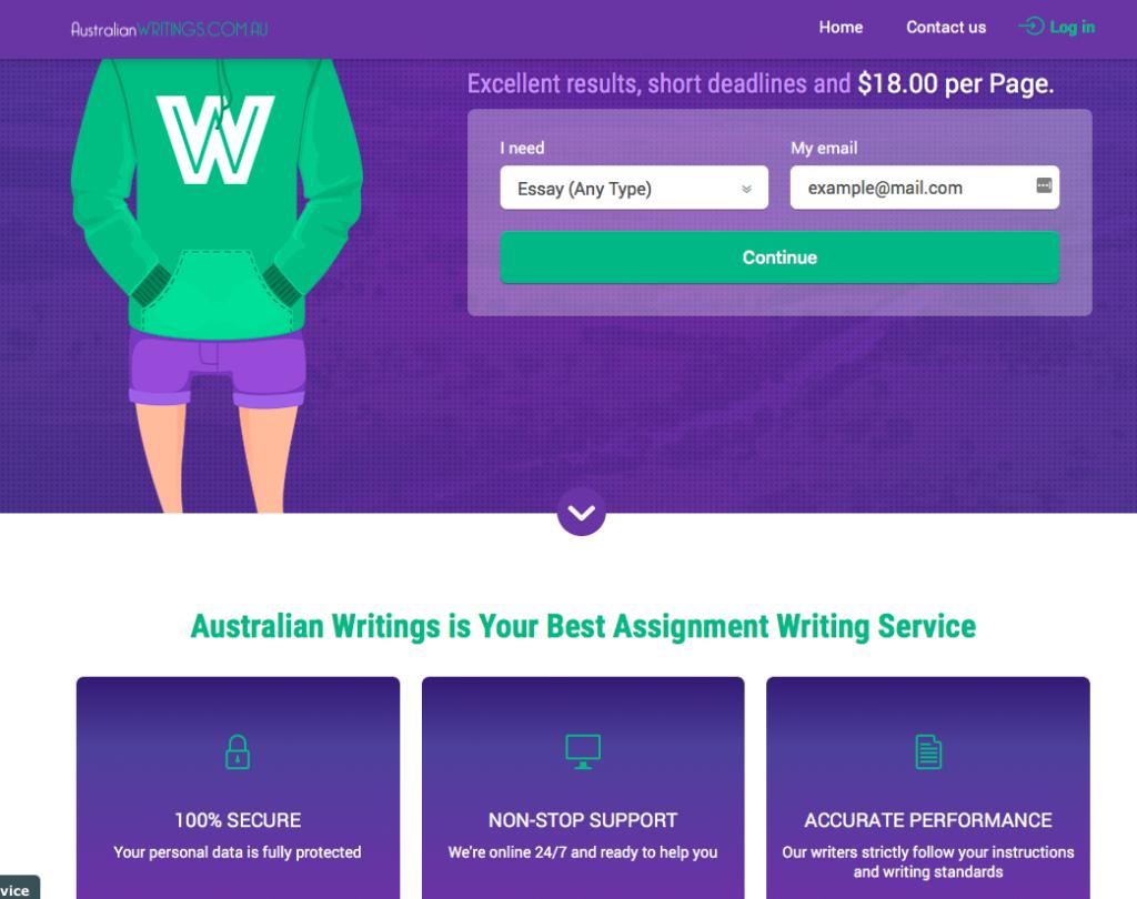 Review of AustralianWritings.com.au Assistance